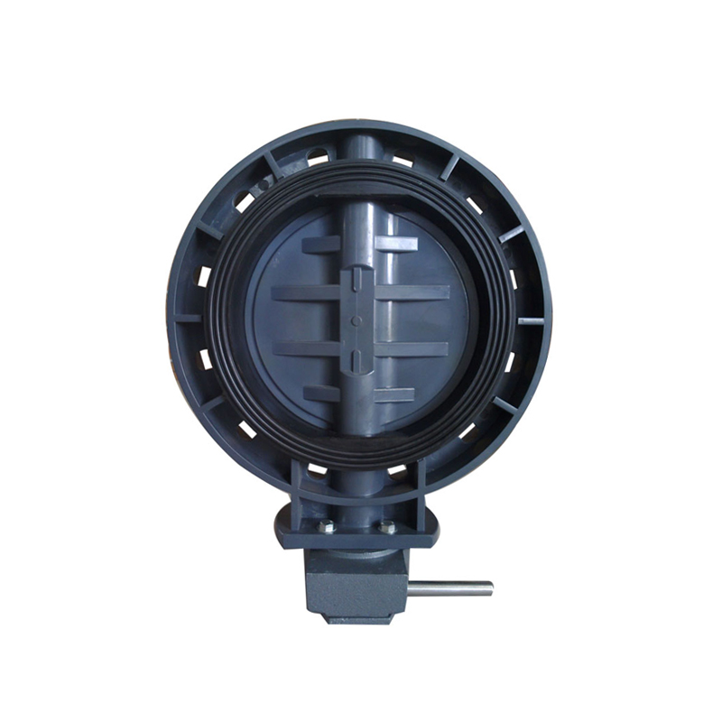 UPVC butterfly valve Gearbox operated Featured Image
