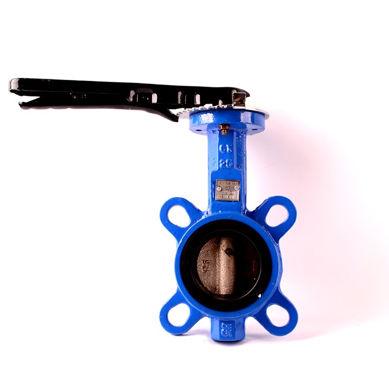 Cast Iron butterfly valve wafer type Featured Image