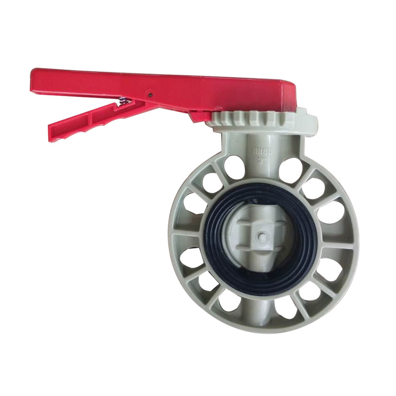 PPH butterfly valve EPDM lined Featured Image