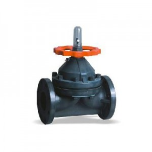 Diaphragm Valves Flanged ends