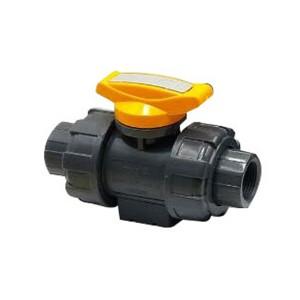 UPVC DU ball valve