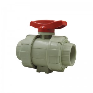 PPH True union ball valve