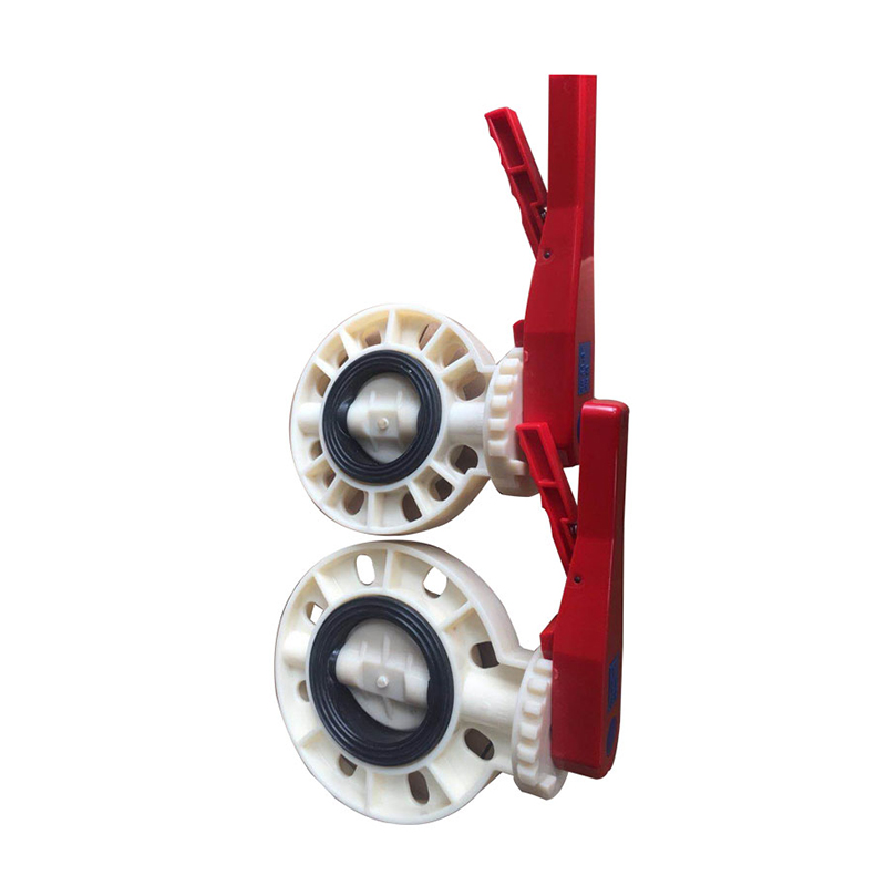 ABS butterfly valve Manual type Featured Image