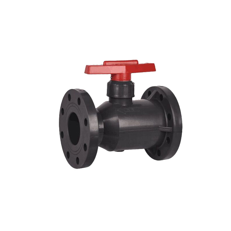 UPVC flanged ball valve Featured Image