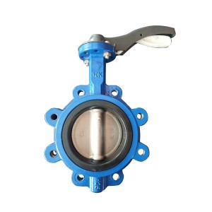 Factory Free sample Intelligent Pneumatic Butterfly Valve For Plc System -