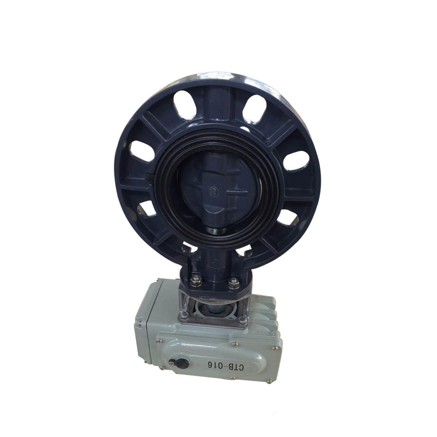 Electric motorized butterfly valve Featured Image