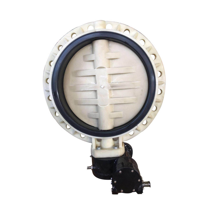 FRPP butterfly valve DN500 Featured Image