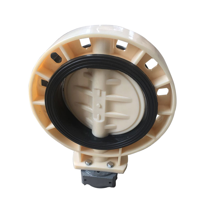 ABS butterfly valve Worm gear type Featured Image