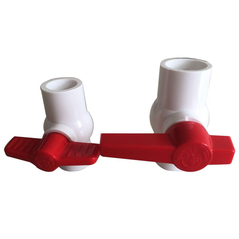 PVC ball valve White Socket Featured Image