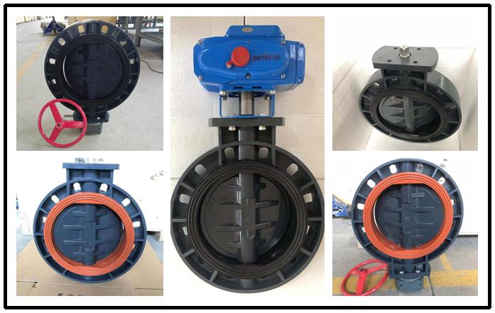 motorized valve